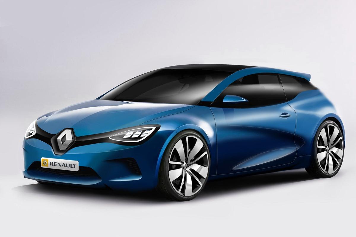 2014 Renault Megane Coup U00e9 Iv Design Concept